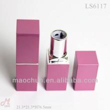 LS6117 Pink Square Lipstick case