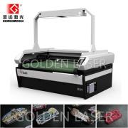 Máquina de corte Laser de sarja bordado