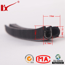 Co-Extrusion Pinchweld EPDM Car Door Rubber Seal Strip