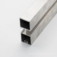 Manufacturer direct sales 6000 series aluminum alloy tube aluminum square tube