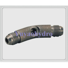 Hydraulic Weld Pipe Bend Connector Fittings