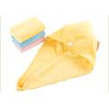 Panas tuala menjual microfiber untuk pengeringan rambut kerinting dan pembersihan