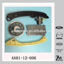 Kit de chaîne de synchronisation de qualité excellente pour Mitsubishi 4A90 4A91 4A91-12-006