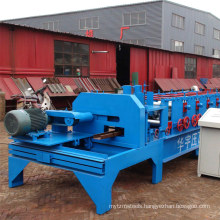 C80-300 Flying Saw Cutting Steel Roofing C Purlin Cold C Shape Beam Punching & Roll Forming Machine