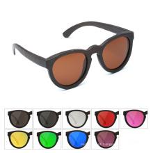 Fabricantes que vendem óculos de sol de promoção feitos sob encomenda de madeira de primeira qualidade novos retros