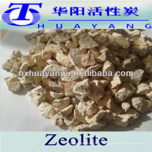 1-2mm Natural Zeolite Mineral Para Caldeira Água Suaviza