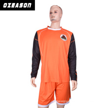Ozeason Durable Dye-Sublimation Printing Wholesale Soccer Shirt (092)