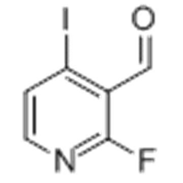 4-Iodo-2-fluoro-3-formylpyridine CAS 153034-82-3