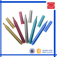 Promotional Colorful Type Window Drawing Glass Marker Pen