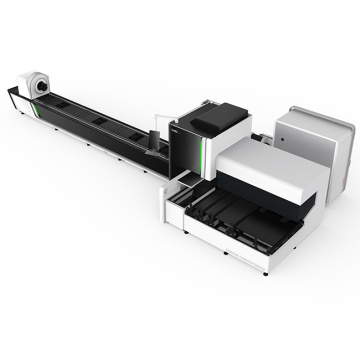 Máquina de corte por láser de tubo de metal 1000W