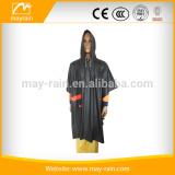 Adult back pvc poncho