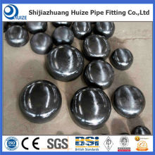 ASTM A420wpl3 Sch80 pipe end caps
