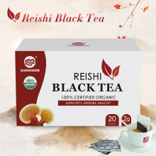 Black Tea Extract Flavors Mushroom Tea