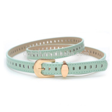 Fashion kids PU waist belt