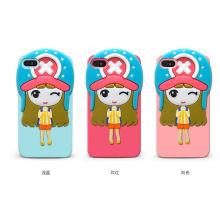 Neuer Silikon-Telefon-Kasten für iPhone Abdeckung