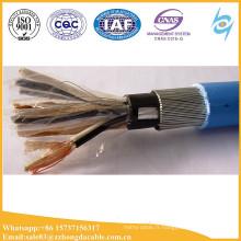 1.5mm2 blindé IS & OS fabricants de câbles d'instrumentation