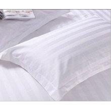 Travesseiro 100% Algodão 3cm Stripe Hotel Xampus