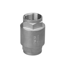 high pressure stainless check valve
