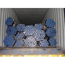 DIN1629 st52.0 tubos de aço sem costura