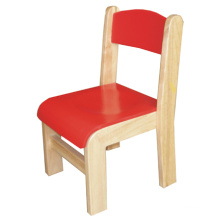 Wooden Chair for Kids with En1729-1 & En1729-2 Certificate Approved (Solid Wood 80515-80517)