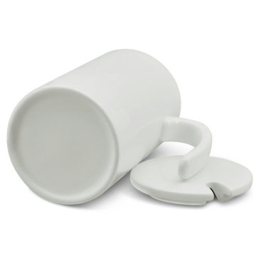 Straight milk mug sublimation mug blank