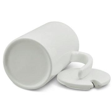 Straight milk mug sublimation mug blank