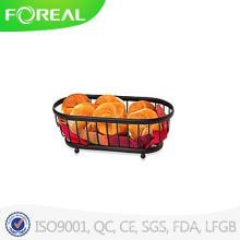 Spectrum Ashley Metal Wire Bread Basket