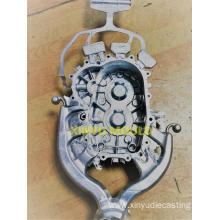 Good Quality Cnc Router price for Motorcycle Die Casting Die Engine Clutch Rear Cover Die supply to Macedonia Factory