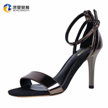 Europe and the United States elegant career OL sandals women party derss shoes