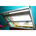 Roof Window Roller Fly Screen