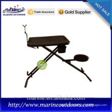 Waterproof height adjustable folding shoot chair / Hunting chair