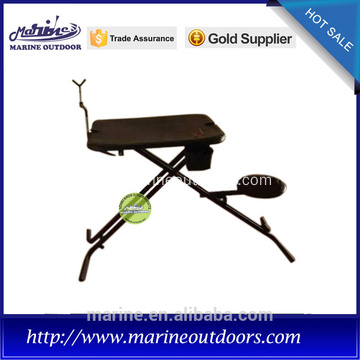 Waterproof height adjustable folding shoot chair / Hunting chair