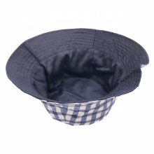 Fashion Reversible Custom Bucket Hat Girls Kids Bucket Hats for Promotion