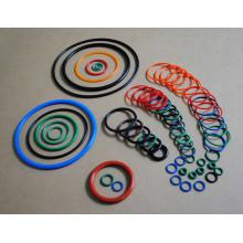 NBR / FKM / Viton EPDM / PU Vedação hidráulica O-Ring / Silicone Rubber O Ring