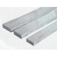 Custom Extrusion Flat Aluminum Bar 6063 6005 With Bending /