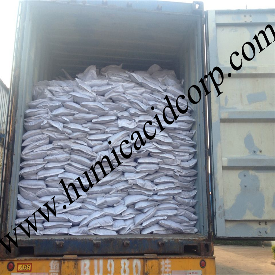 Sodium humate feed additive