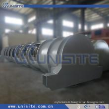 Tuyau de chargement en acier de dragueur de haute qualité (USC-4-010)