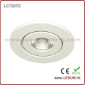 Маленький 1Вт сертификат Серебряный сертификат CE светодиодный Прожектор для витрины (LC7261S)