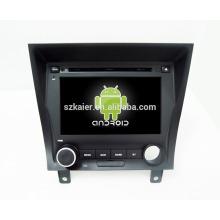 Usine!! Navigation androïde de généralistes de DVD de voiture POUR le vieux 405 de Peugeot avec l'écran capacitif, mains libres de BT