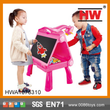Hot Selling 4 In 1 Projector Kids Plastic Study Folding Table