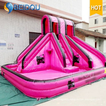 Popular Cheap Adult Inflatable Water Slide Giant Inflatable Slide