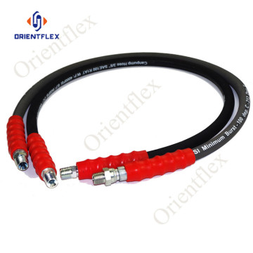 high temp pressure washer detergent hose