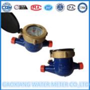 contatore dell'acqua calda sanitaria
