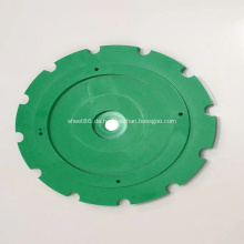 Kundenspezifische CNC-gefräste HDPE-CNC-Fräskunststoffteile