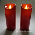 Customized Festival Gifts of Red Candle Lights