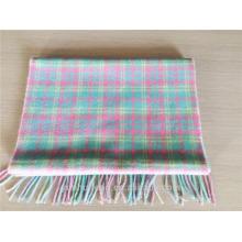 Neueste Blended Plaid Schals für Frauen