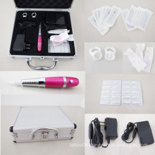 Eyebrow Kit Permanent Eyebrow Makeup Pen Machine Power Supply w/ Needles Tips