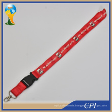 Satin Sublimation Lanyard for Key Lanyard Card Lanyard