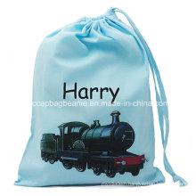 Top Quality Logo Printed Draw String Bag
