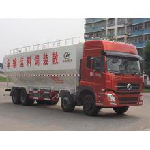 Dongfeng Tianlong 8X4 camión de transporte de alimentación a granel